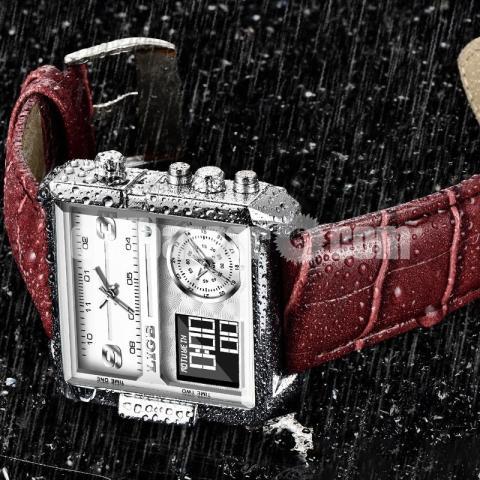 Stylish waterproof watch for Men - 2/6