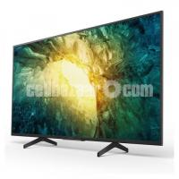 Sony Bravia 43'' KD-43X7500H 4K UHD Smart Android TV