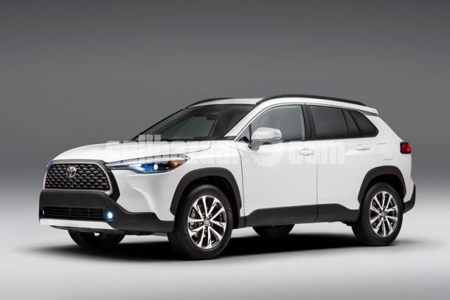 Toyota corolla Cross 2021 - 1/3