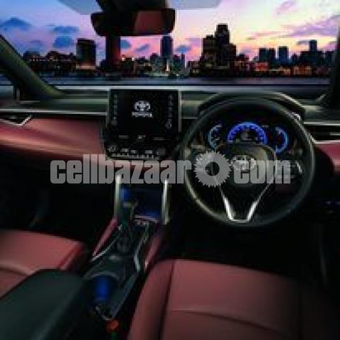 Toyota corolla Cross 2021 - 2/3