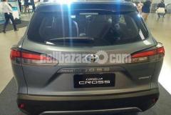 Toyota corolla Cross 2021 - Image 3/3