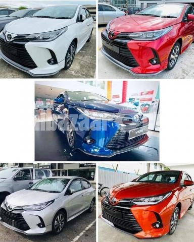 Toyota Yaris 2021 - 1/1