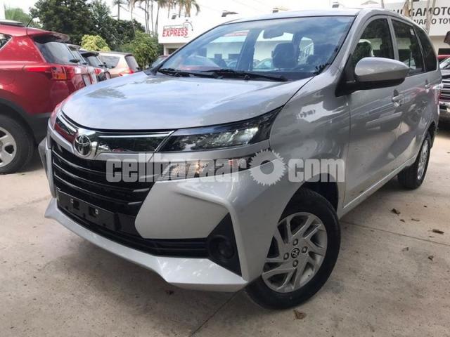 Toyota Avanza 2021 - 1/3
