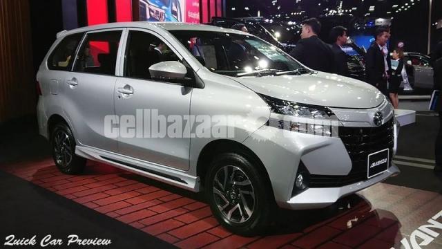 Toyota Avanza 2021 - 2/3
