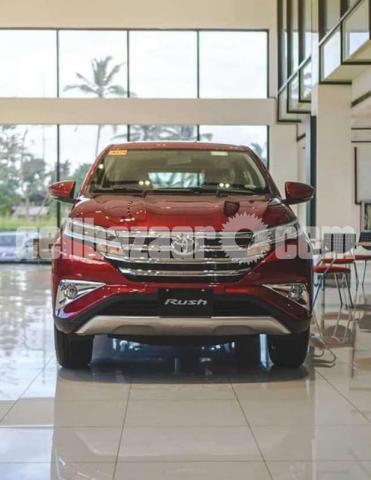 Toyota Rush 2021 - 1/3