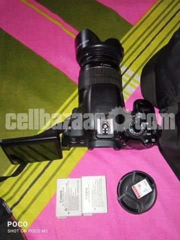 canon 700d digital camera - 1/5