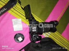canon 700d digital camera