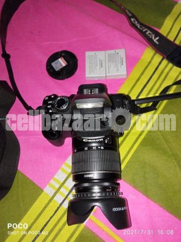 canon 700d digital camera - 3/5