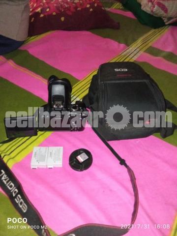 canon 700d digital camera - 4/5