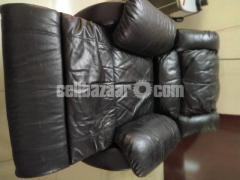 Full Leather Lazy Boy Sofa - Image 5/5