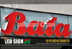 Acrylic Bata Module Top High Letter, SS High Letter & LED in Other - Image 3/4