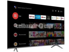Sony Plus 43'' Voice Control Smart Android Television