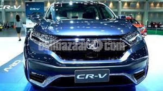 Honda CR-V 2022 Pre order - 1/6
