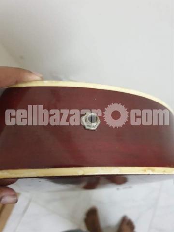 Yemaha indian original (semi acoustic) guitar - 5/6