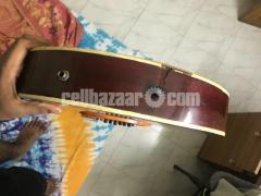 Yemaha indian original (semi acoustic) guitar - Image 6/6