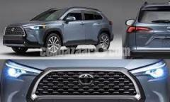 Toyota Cross 2021