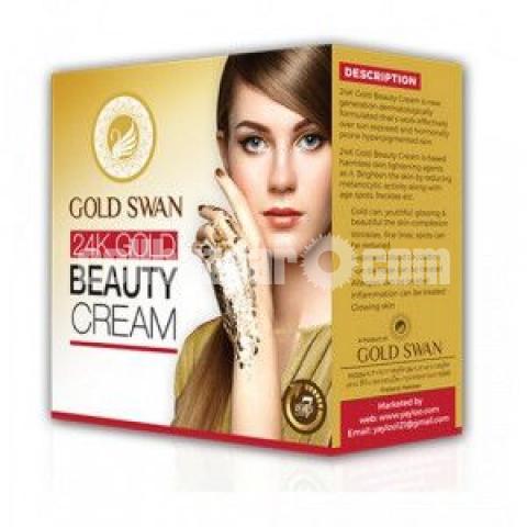 Gold Swan 24K Gold Beauty Night Cream - 1/1