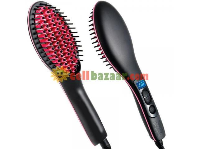 Artifact Ceramic Straightening Brush-C: 0006. - 3/3