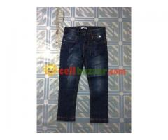 Boys Stretch Denim Pant.
