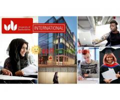 MBA with work placement in UK