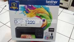 Brother DCP-T220 Multifunction Color Printer