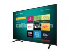 "Sony Plus 43"" Voice Control Wi-Fi Smart TV"