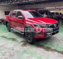 Toyota Hilux Double Cabin 2021