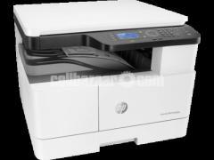HP MFP M438dn Multifunction Laser Photocopier