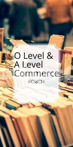 O Level Commerce - 1/1