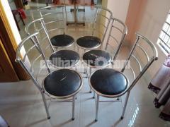 S,S Chair (6pcs)