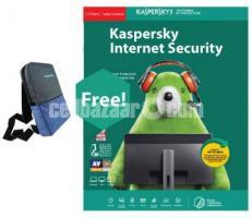 Kaspersky Genuine Internet Security (2021) 1-User 1 year