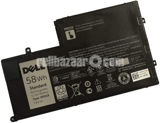 Dell Inspiron 14-5447 TRHFF 11.1V 43wh Original Laptop Only Battery - 1/10