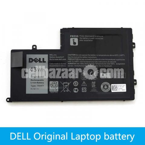 Dell Inspiron 14-5447 TRHFF 11.1V 43wh Original Laptop Only Battery - 6/10