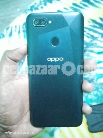 OPPO A12 (Used) - 3/4