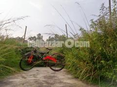 Flexible bicycle