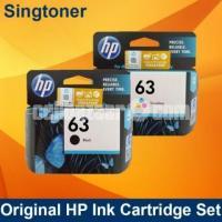 HP Original 63 Ink Cartridges Black Tri-color, 2 Cartridges - Image 2/10