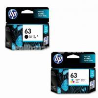 HP Original 63 Ink Cartridges Black Tri-color, 2 Cartridges - Image 4/10