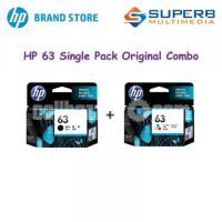 HP Original 63 Ink Cartridges Black Tri-color, 2 Cartridges - Image 6/10