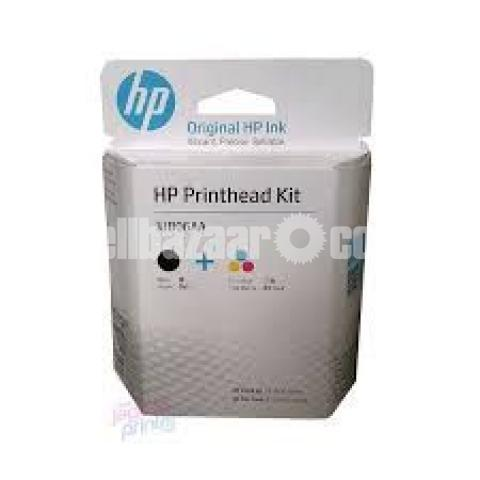 HP GT51-GT52 Combo Black & Tri-color Printhead Replacement Kit - 3/10