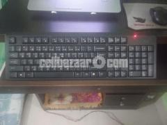 A4Tech  Wireless Keyboard ( 1 Month Used )