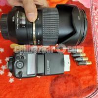 Full Fresh 24-70mm Canon Lens