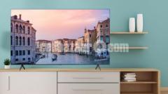 SAMSUNG 65 inch AU7700 CRYSTAL 4K VOICE CONTROL BEZEL-LES TV