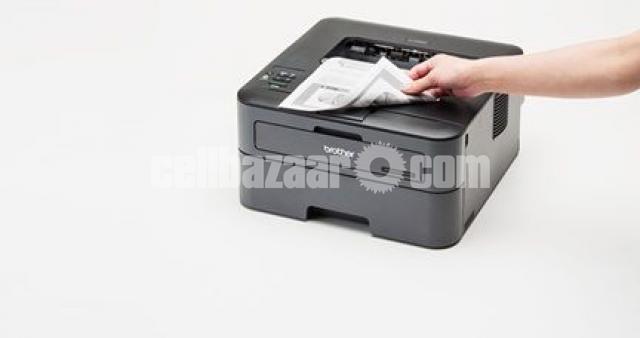 Brother HL-L2365DW Wireless Auto Duplex Laser Printer - 5/10