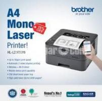 Brother HL-L2365DW Wireless Auto Duplex Laser Printer - Image 8/10