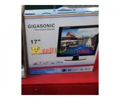 Gigasonic 17'LED Monitor