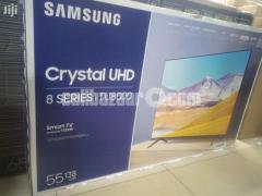Samsung 55'' TU8000 4K Crystal UHD Smart Television - Image 2/2