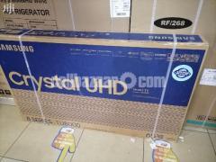 Samsung 65'' TU8000 4K UHD Voice Control TV