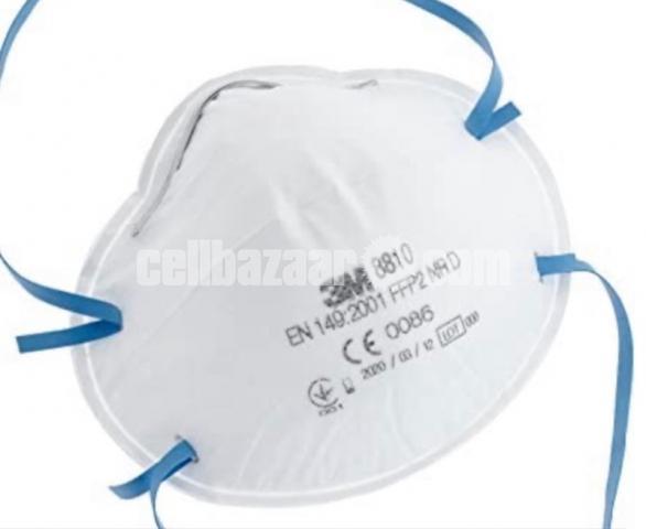 3M,Face Mask,Particulate Respirator,N95 EQ - 3/5
