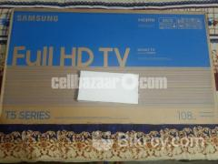 """Samsung T5500 43"""" Official Voice Control LED Smart TV"""