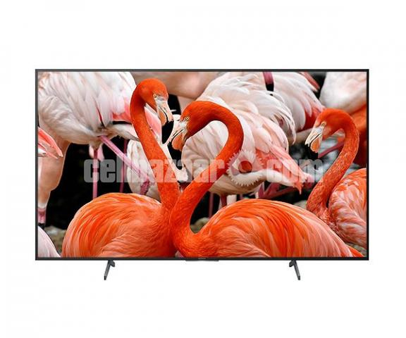 55 inch SONY X7500H VOICE CONTROL ANDROID UHD 4K TV - 1/5